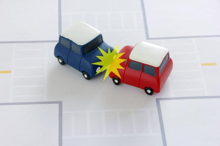 交通事故の届出
